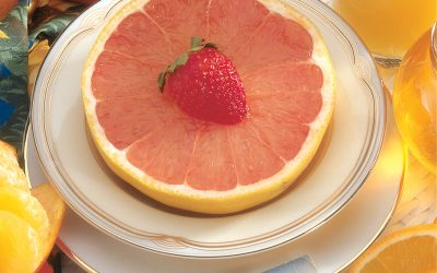 Picking The Perfect Grapefruit